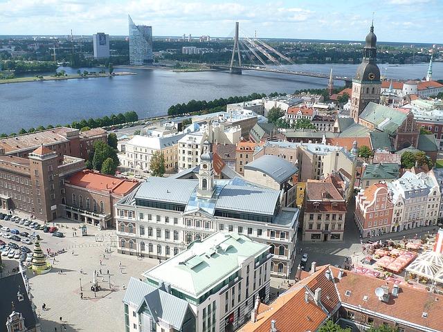 Baltikum Riga polhome
