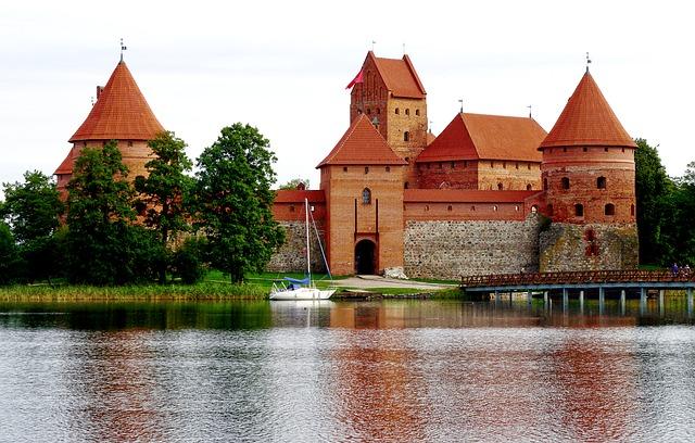Baltikum Trakai anaterate