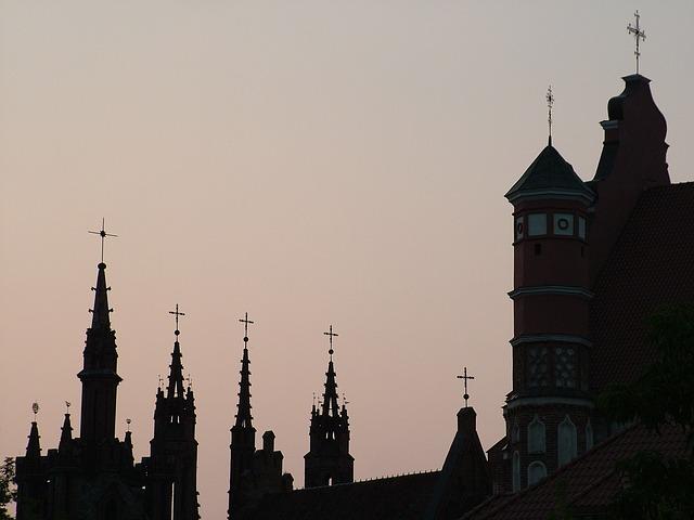 Baltikum Vilnius got. Viertel Websi