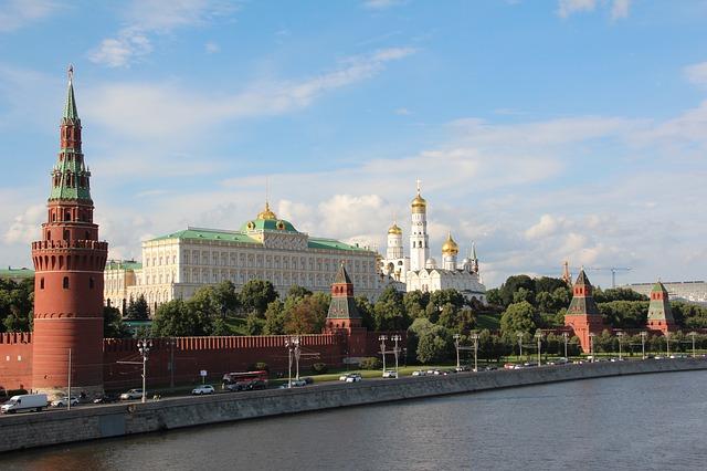 Kreml; from: pixabay 3dman_eu