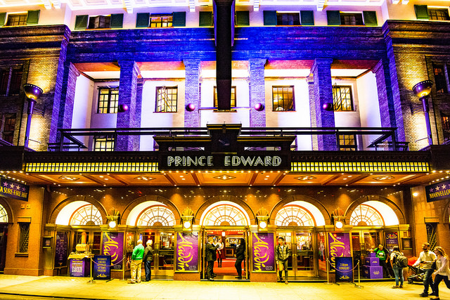 Prince Edward Theatre (Retrieved from Flickr - London Street Picks)
