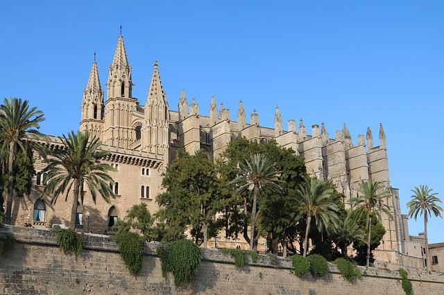 Kathedrale La Seu (Retrieved from Pixabay - Medienservice)