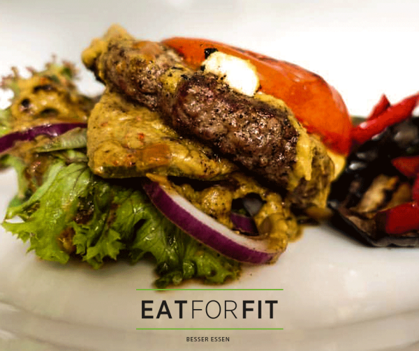 Gericht bei Eat For Fit (Retrieved from Eat For Fit)