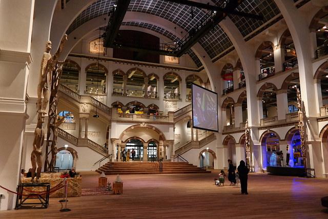 Tropenmuseum (Retrieved from Flickr - Daniel De Wit)