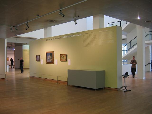 Van Gogh Museum (Retrieved from Flickr - Minke Wagenaar)