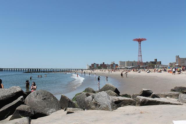 Coney Island (Retrieved from Flickr - Teri Tynes)