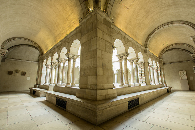 The Cloisters (Retrieved from Flickr - William Doyle)