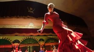 Flamencotänzerin