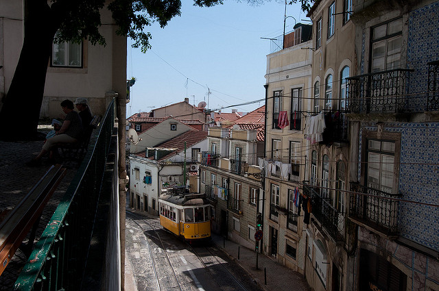 Alfama (Retrieved from Flickr - sfreimark)