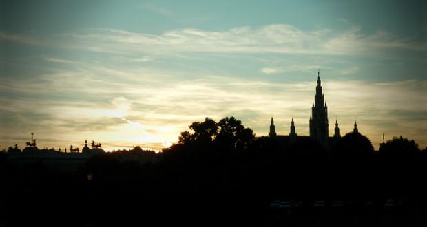 Wien im Morgengrauen