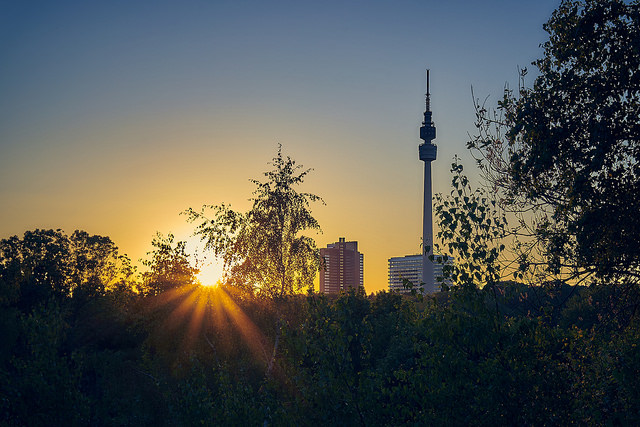 Florianturm (retrieved from: flickr - Daniel Grothe)