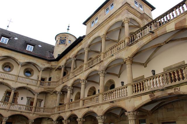 Altes Schloss (retrieved from: flickr - Fred Romero)