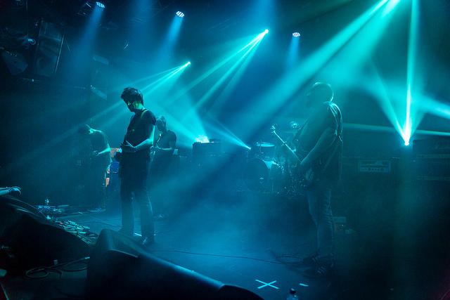 Konzert im Nachtklub l'Usine (retrieved from: flickr - Stéphane Gallay)