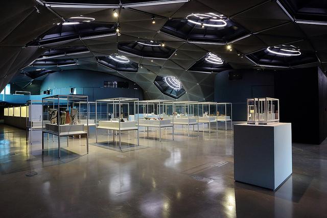 Auststellung im Kunsthaus (retrieved from: flickr - Universalmuseum Joanneum)