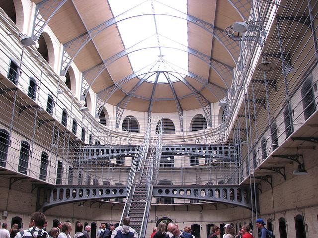 Gaol (retrieved from: flickr - Joe Anderson)