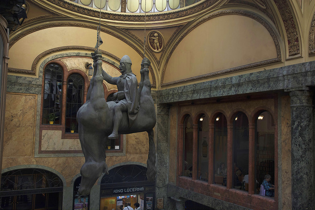 Lucerna-Passage (retrieved from: flickr - Panegyrics of Granovetter)