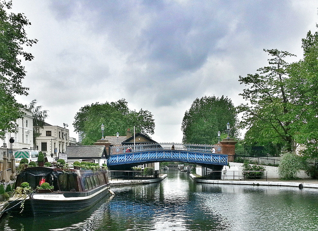 Little Venice (retrieved from: flickr - Sanaullah Khan)
