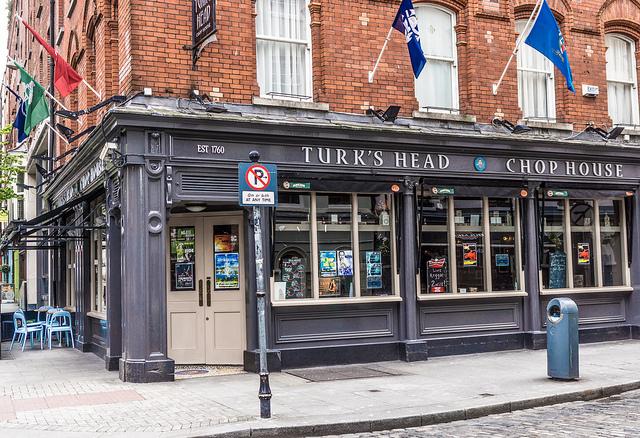 Das angesagte Turk's Head (retrieved from: flickr - William Murphy)