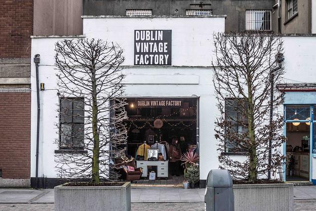 Dublin Vintage Factory (retrieved from: flickr - William Murphy)