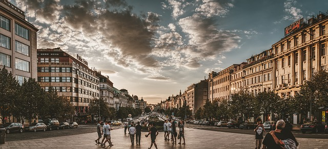 Wenzelsplatz (retrieved from: pixabay - FelixMittermeier)
