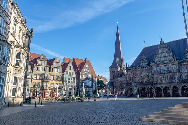Bremer Altstadt (retrieved from: pixabay - Medienservice)