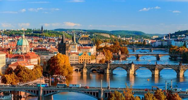 Brücken von Prag